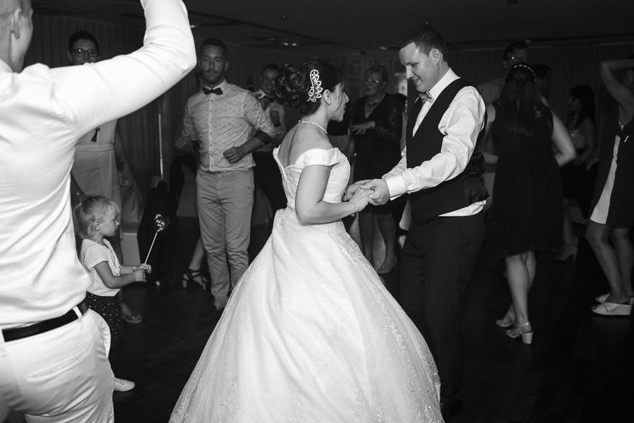 soirée dansante mariage photographe Cambrai