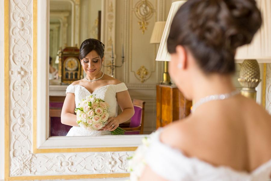 Mariage au château de La Motte Fénelon