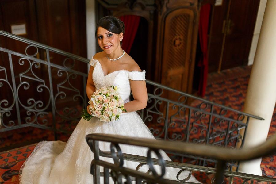 Photographe mariage Cambrai château La Motte Fenelon
