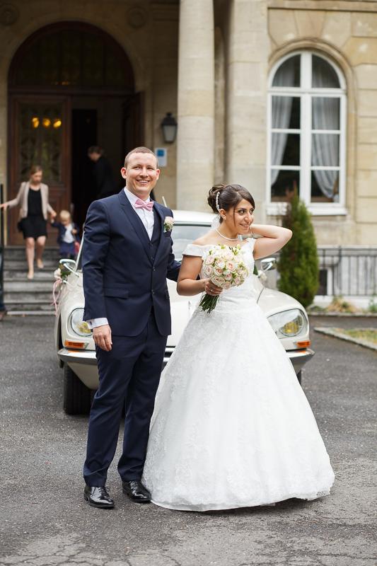 reportage photo mariage au château de La motte Fénelon Cambrai Nord