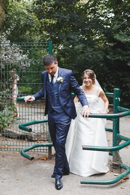 la mariée en baskets