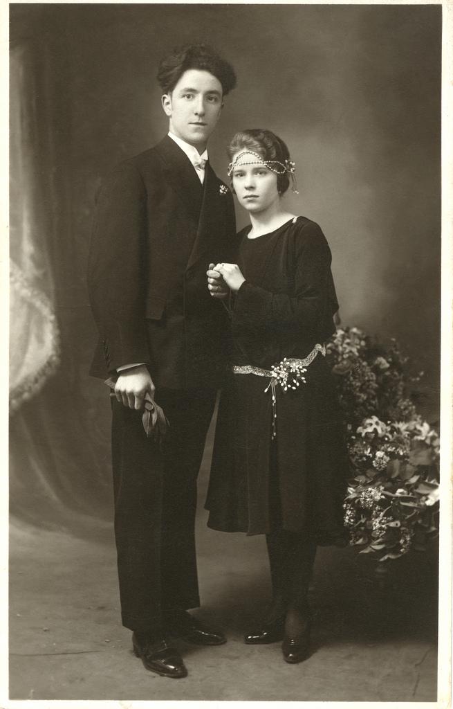 portrait des grands-parents Lille