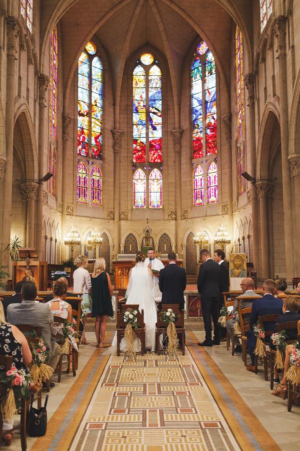 mariage église Quesnoy-sur-Deûle photographe mariage professionnel Nord Lille Cambrai Arras