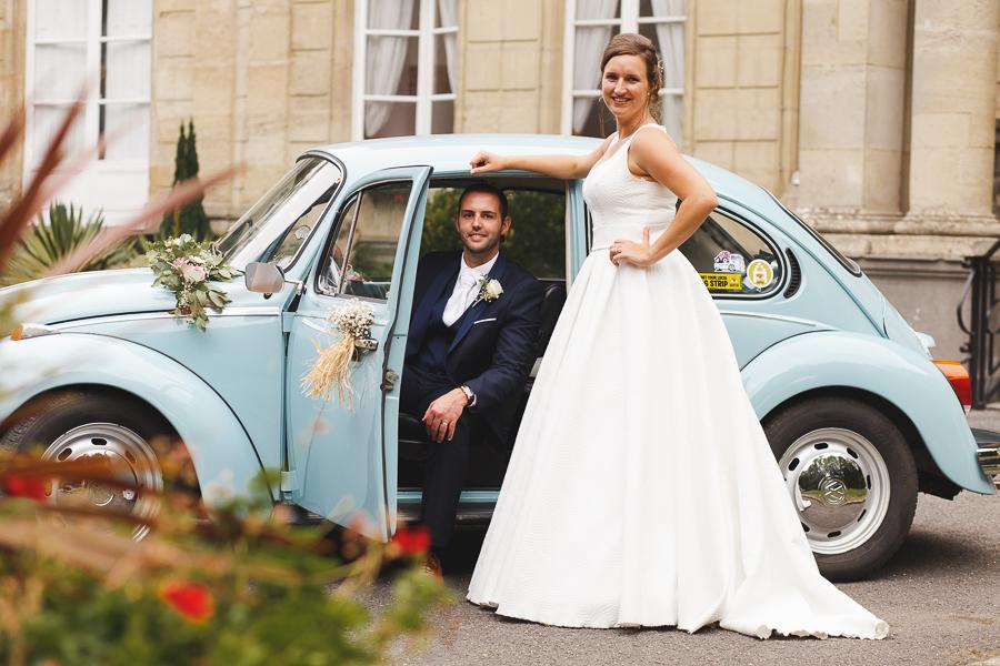 Mariage à Quesnoy-sur-Deûle et Cambrai