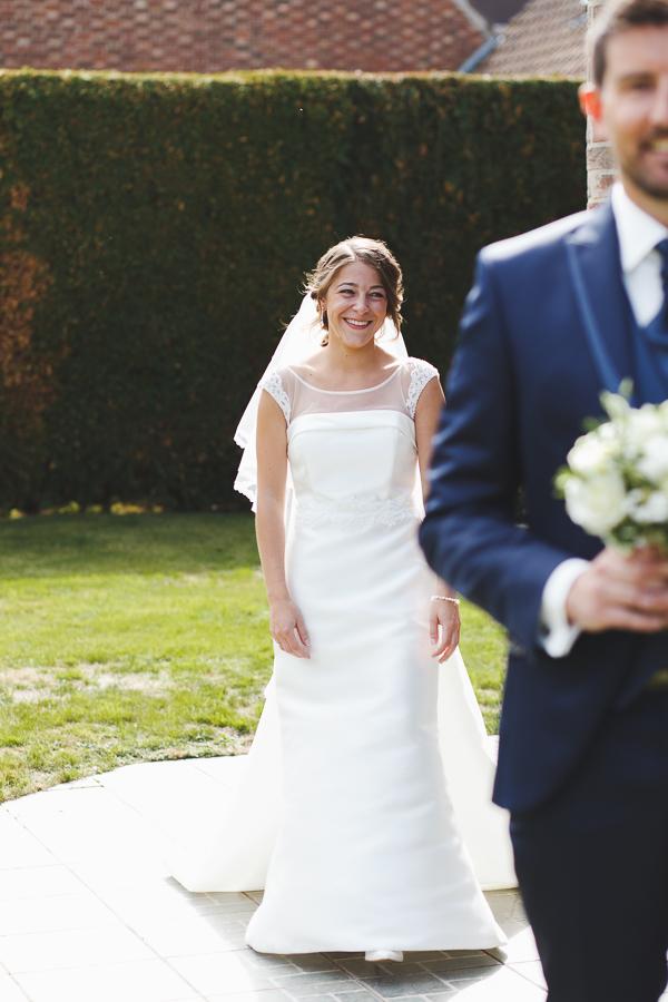 First Look Comines photographe mariage reportage Nord Hauts de France Belgique