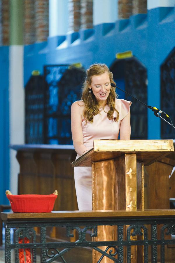 discours mariage cérémonie religieuse église colorée Comines reportage photo mariage Fred Laurent