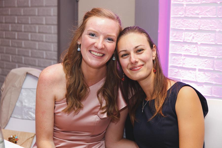 soirée mariage Roncq portrait invitées photographe mariage Nord Lille
