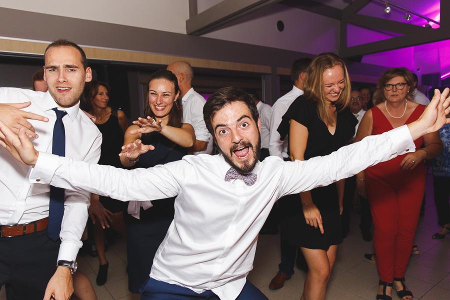 soirée mariage dancefloor photographe mariage Nord Lille Comines Roncq Hauts de France Belgique