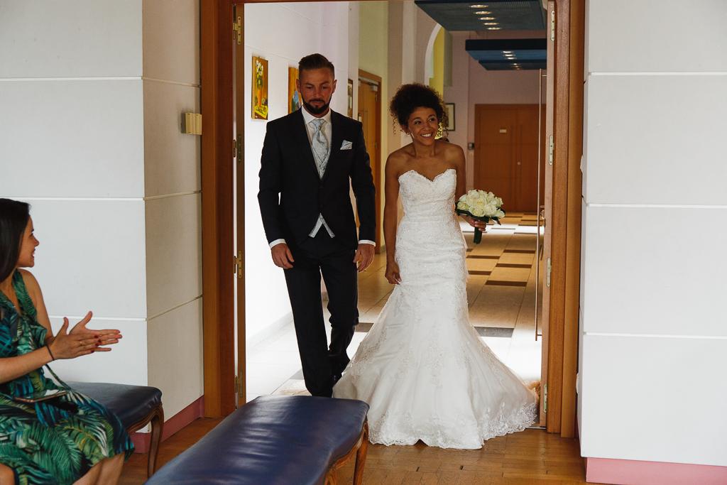 maries entrent dans salles des mariages mairie Hauts de France