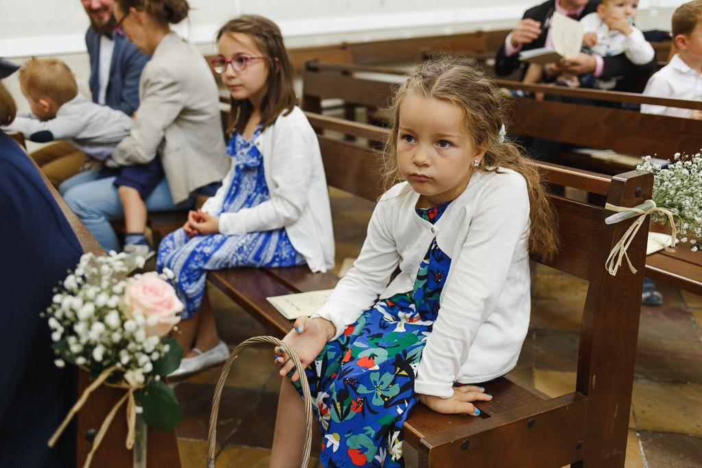 portrait demoiselles d'honneur mariage église Pas de Calais