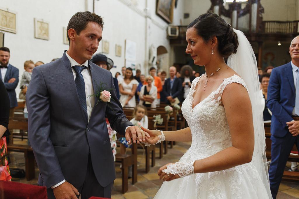 toute l'émotion dans un regard photographe mariage professionnel Saint-Omer Côte d'Opale Lille Nord