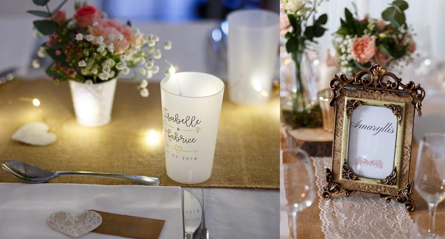 décoration de table au domaine de ronceval à dottignies mariage réception déco traiteur photographe