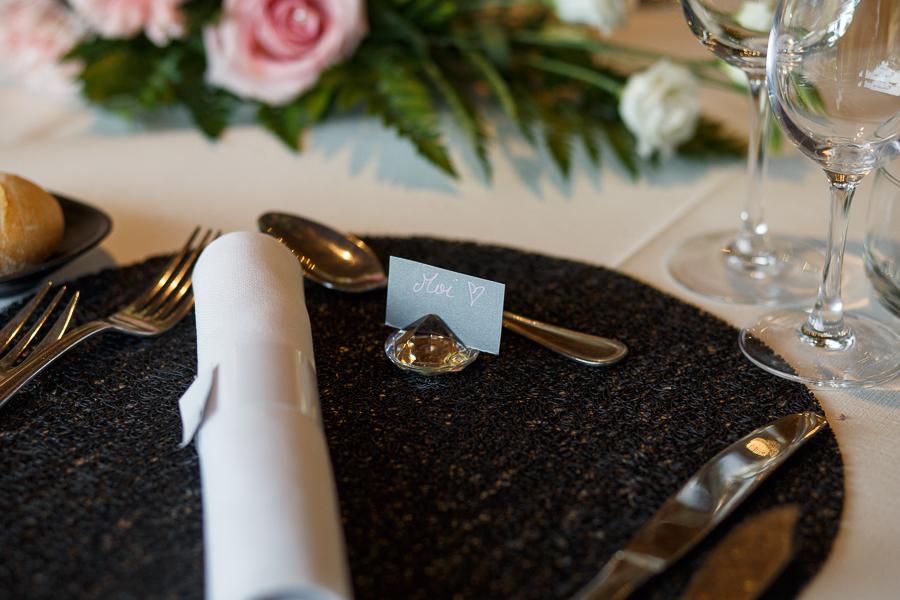 idée déco table place de la mariée photographe mariage Molenhof proche Bailleul campagne belge