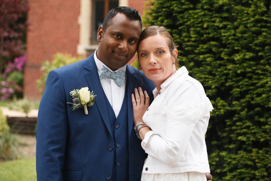 mariage cool à Saint-André-lez-Lille et Armentières