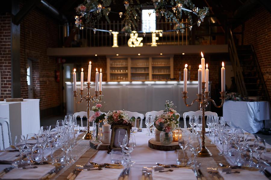 salle de reception mariage à dottignies belgique domaine de ronceval
