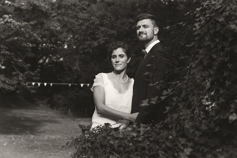 Portraits en noir et blanc à l'ancienne dans le Nord photographies argentiques Lille