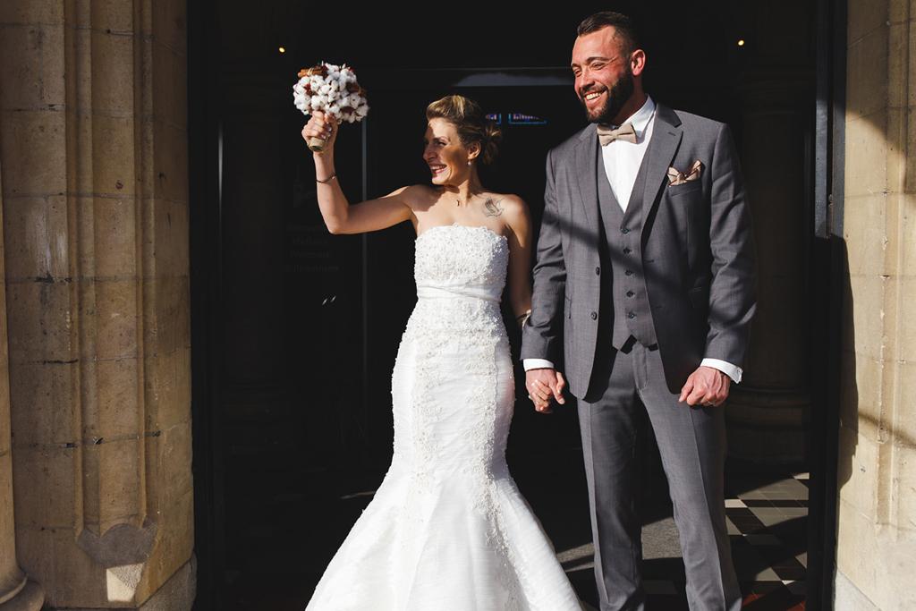 mariage mairie bailleul photographe nord
