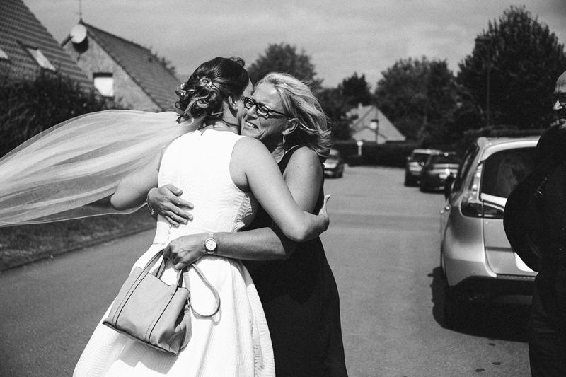 moment émotion photographe de mariage Nord