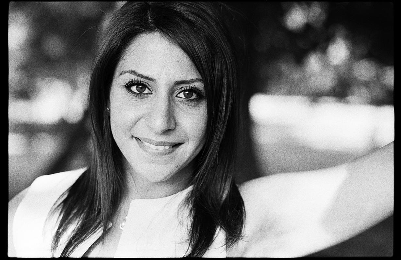 Portraits de femmes en noir et blanc