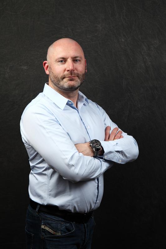 Portrait entrepreneur corporate Lille