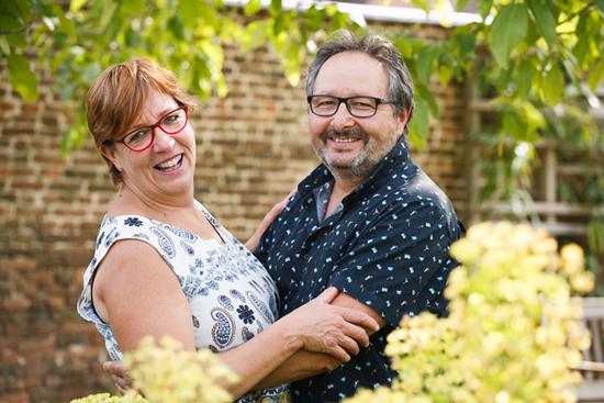 photographe portrait couple parents grands parents Nord Wambrechies