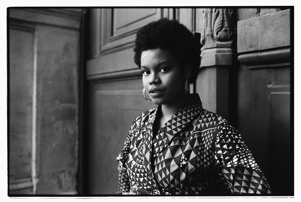 portrait black lives matter France