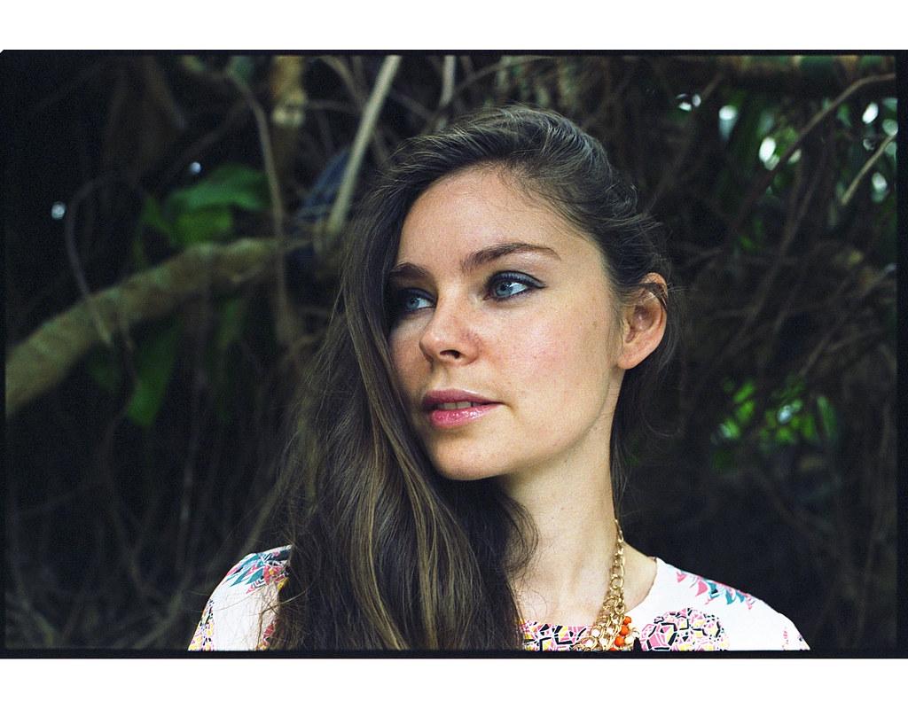 Portrait couleur argentique photographe Nord